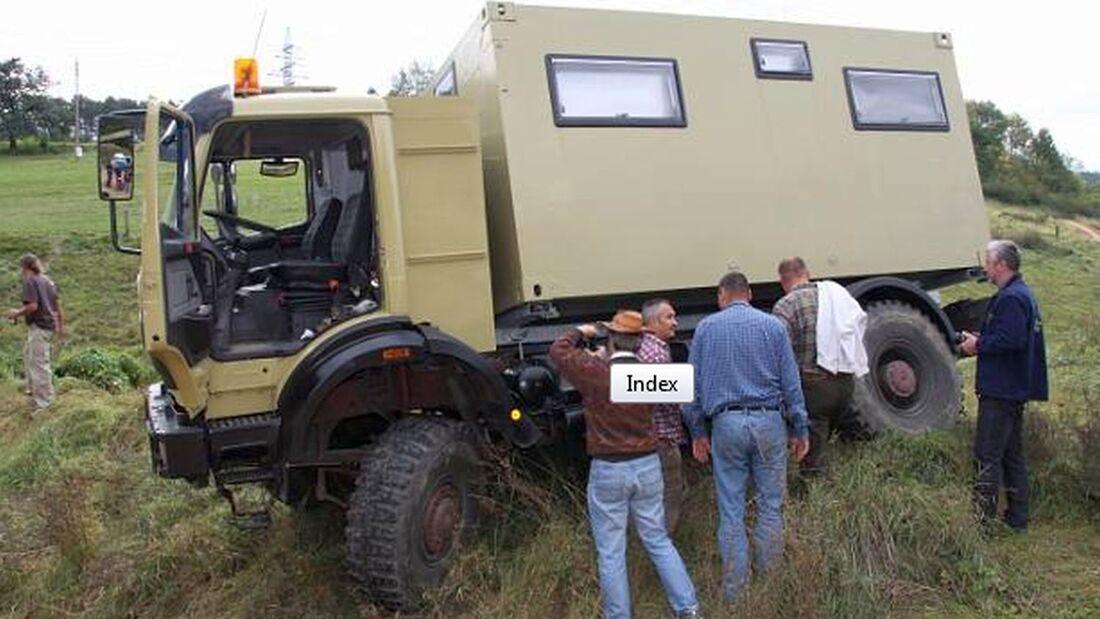 Vom 24.-26. August 2012 findet zum achten Mal das Offroad-Globetrottertreffen von Offroadtrucks-Austria (OTA) statt.