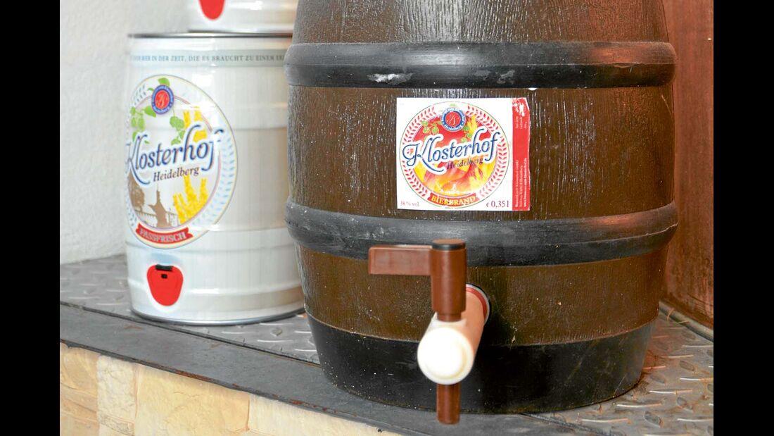 Vom Kellerbock über India Pale Ale bis zum Hopfenfuchs