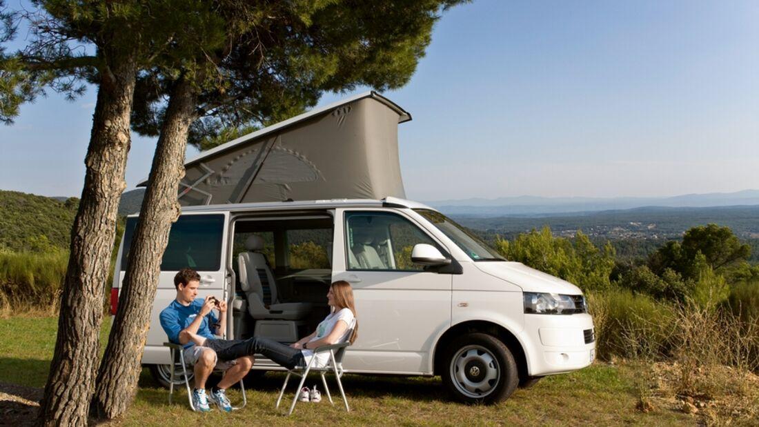 Von Januar bis August wurden in Deutschland 18.104 neue Reisemobile zugelassen, plus 18 Prozent