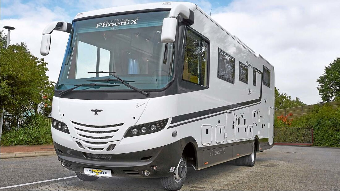 Vorstellung Phoenix Maxi-Liner 920 A