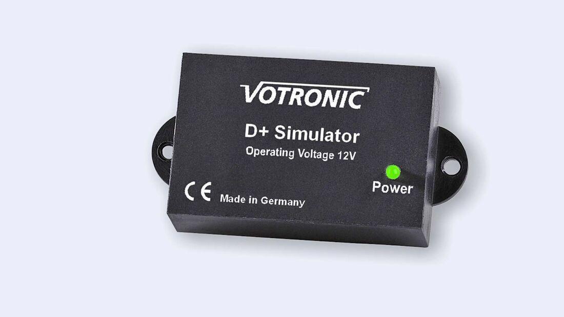 Votronic D+ Simulator Pro