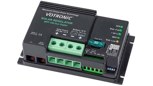 Votronic MPP-350-Solarregler