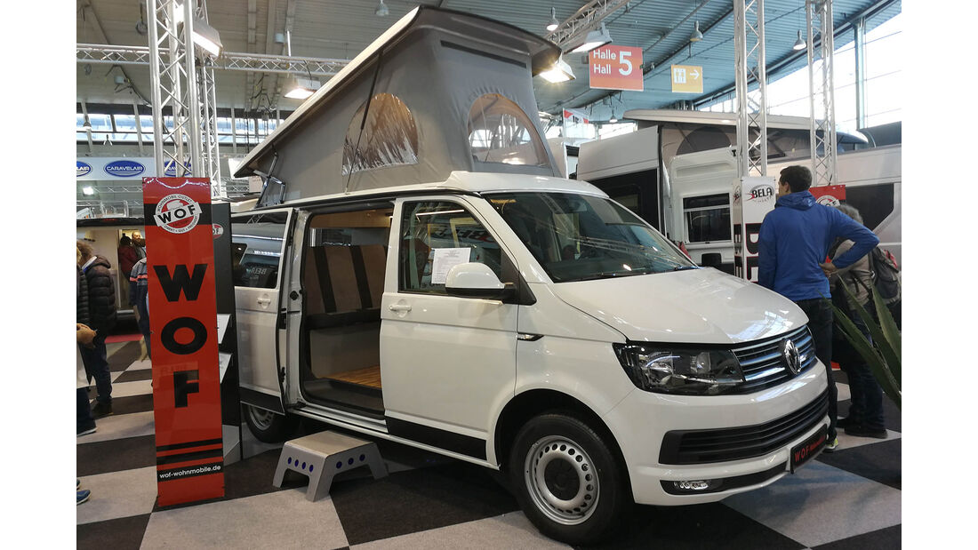 WOF Camper VW T6