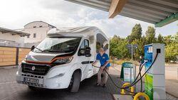 WOF Iridium Elektro-Reisemobil (2020)