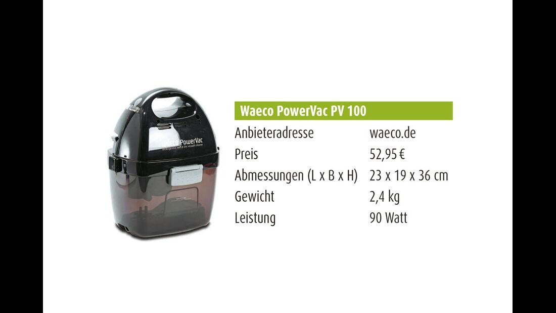 Waeco PowerVac PV 100