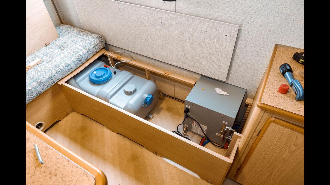 Wasseranlage erneuern