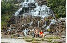 Wasserfall in Norwegen