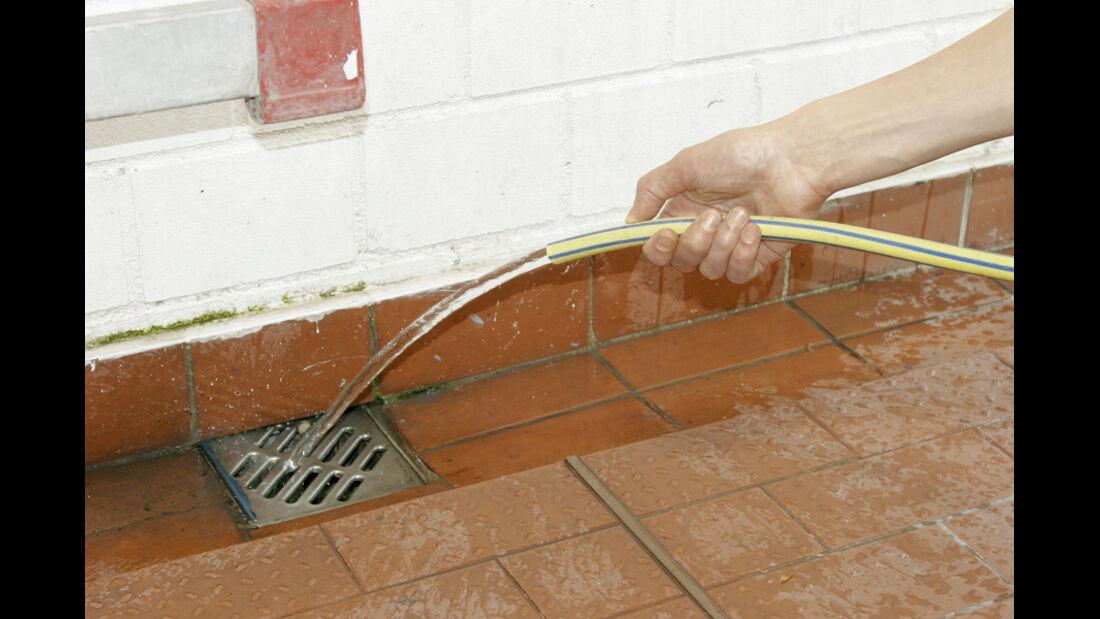 Wasserhygiene, PRO 05/11, Abfluss