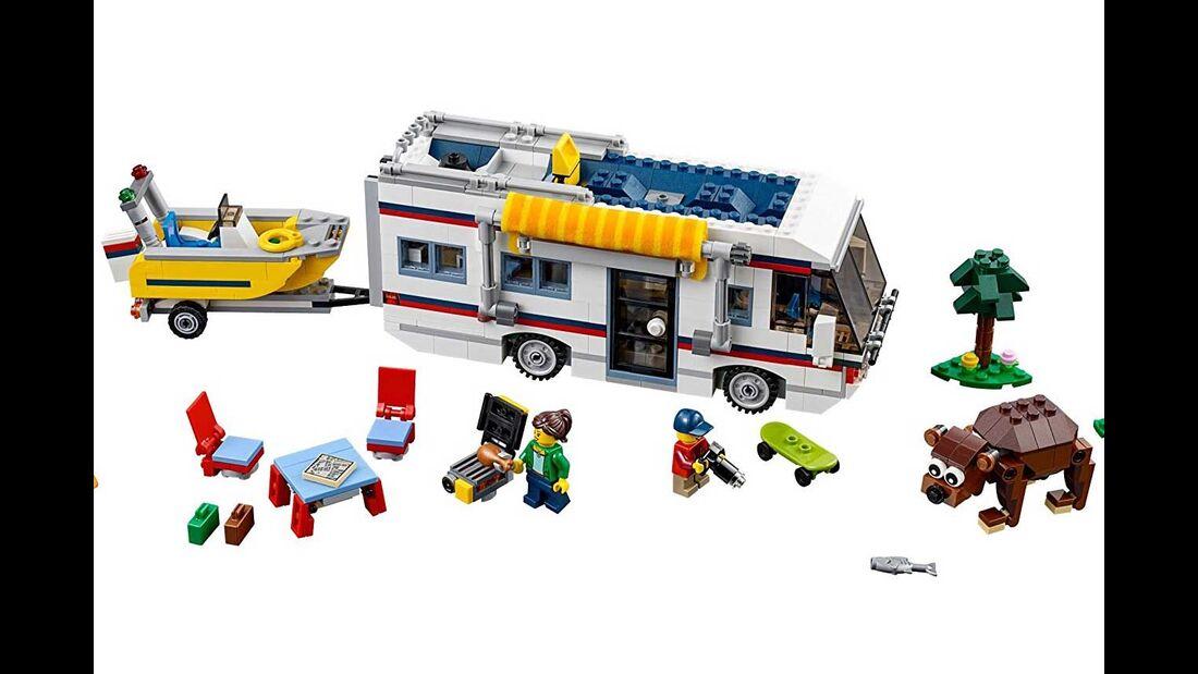 Weihnachtsgeschenke Camper und Kinder
