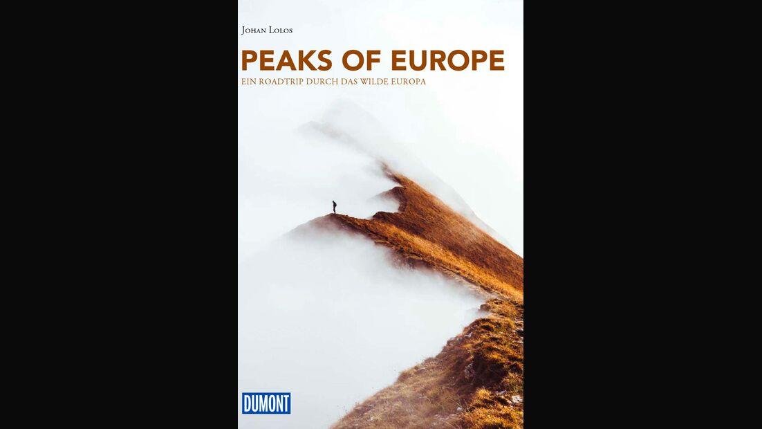 Weihnachtsgeschenke Camping: Buch Peaks of Europa