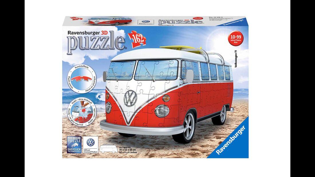 Weihnachtsgeschenke Camping: Puzzle