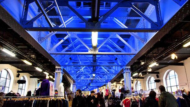Weihnachtsmarkt Holy.Shit.Shopping Berlin