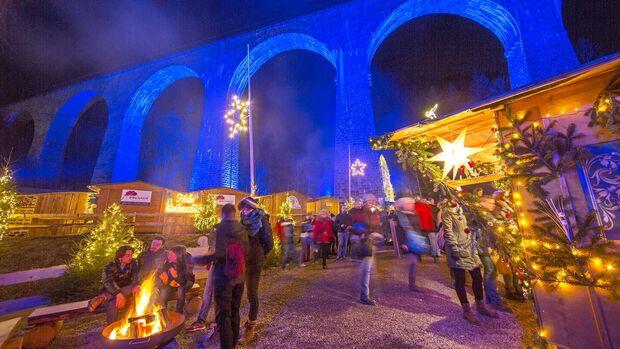 Weihnachtsmarkt Ravennaschlucht