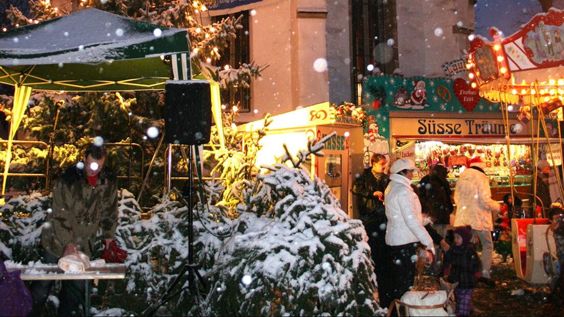 Weihnachtsmarkt Sangerhausen