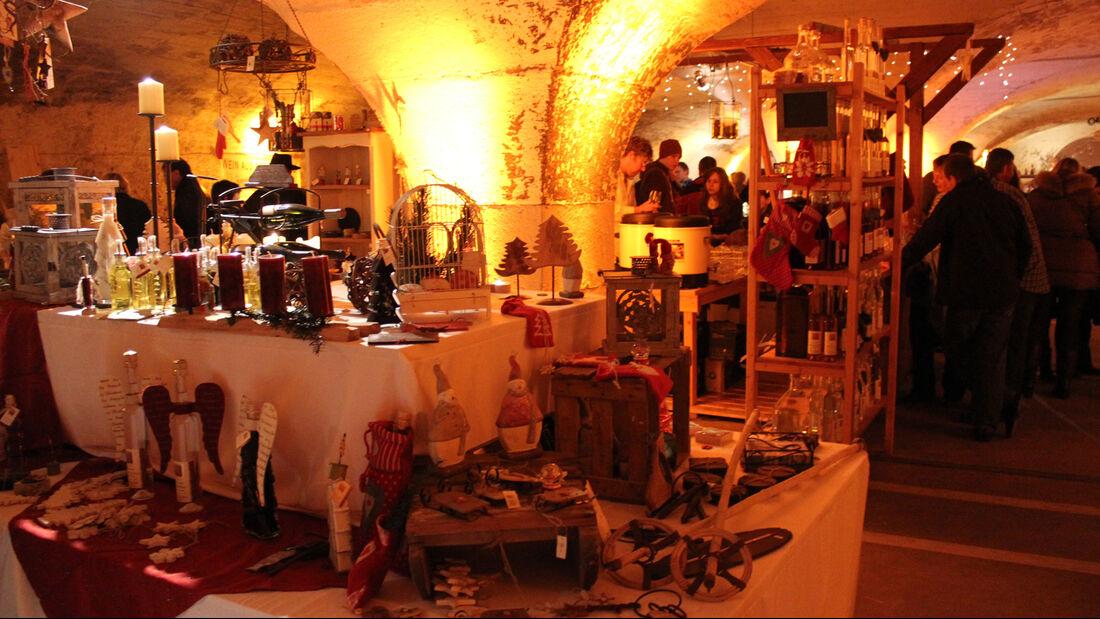 Weihnachtsmarkt Traben