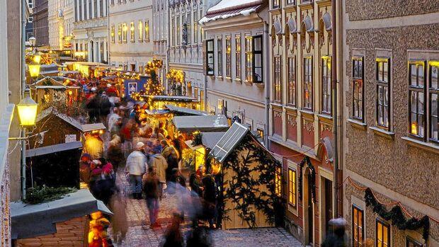 Weihnachtsmarkt Wien