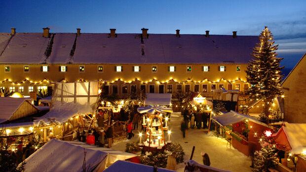 Weihnachtsmarkt in Königstein