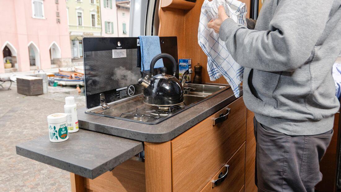 Weinsberg Carabus 600 MQH (2020) im Vergleichstest
