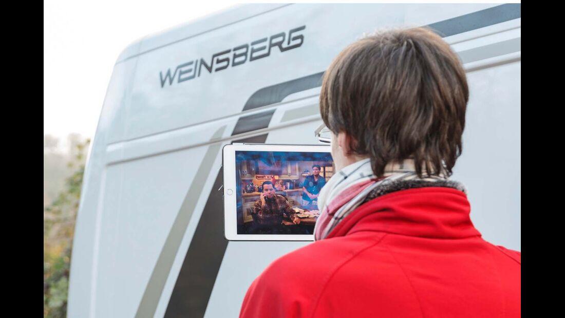 Weinsberg Carabus 601 MQ TV Al-Car