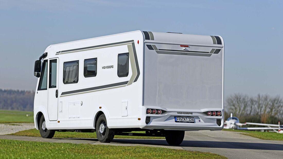 Weinsberg Caracore 650 MF (2020)