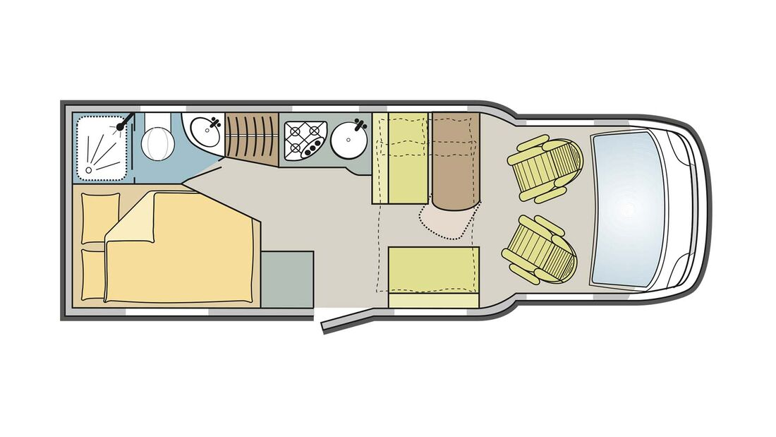 Weinsberg Caraloft 650 MFH