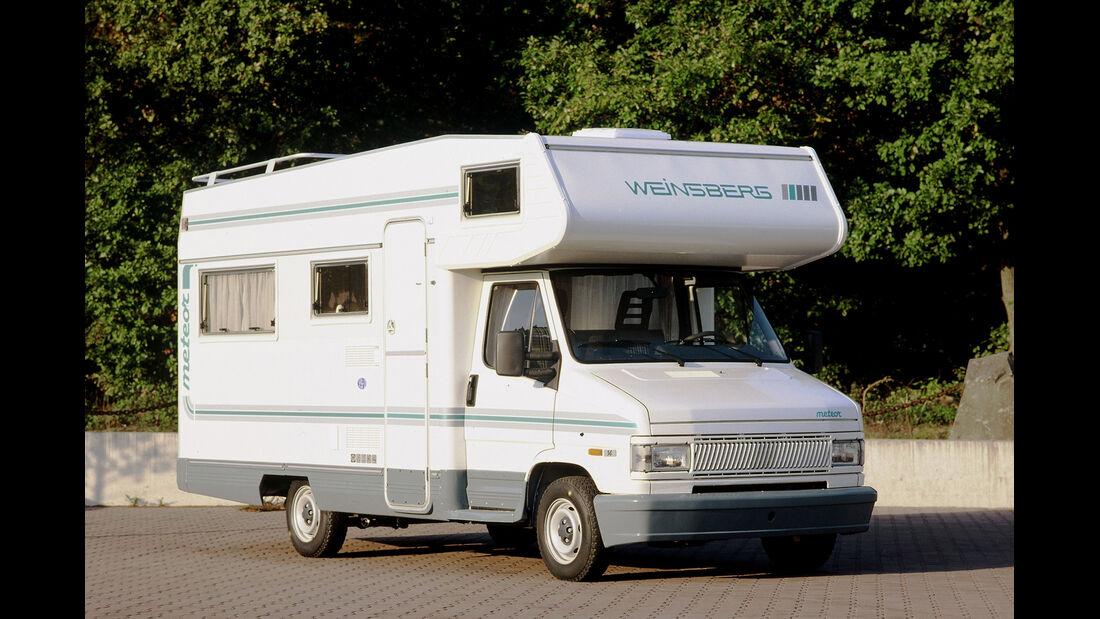 Weinsberg Meteor von 1990
