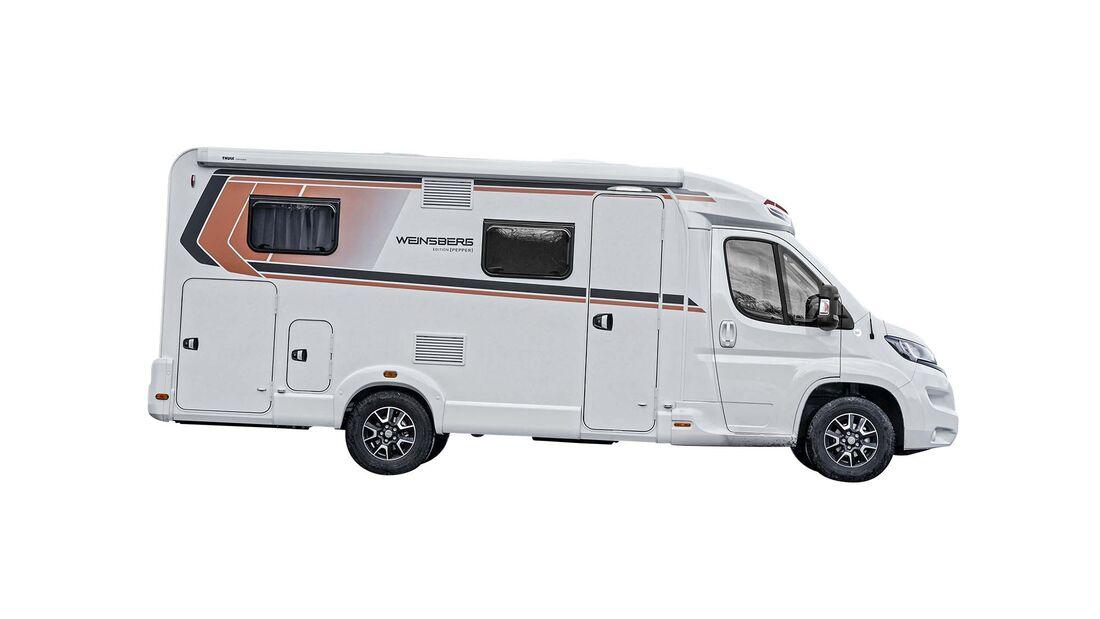 Weinsberg Pepper 600 MEG (2020)