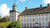 Welterbe der Unesco – Schloss Corvey bei Höxter