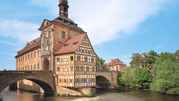 Weltkulturerbe Bamberg