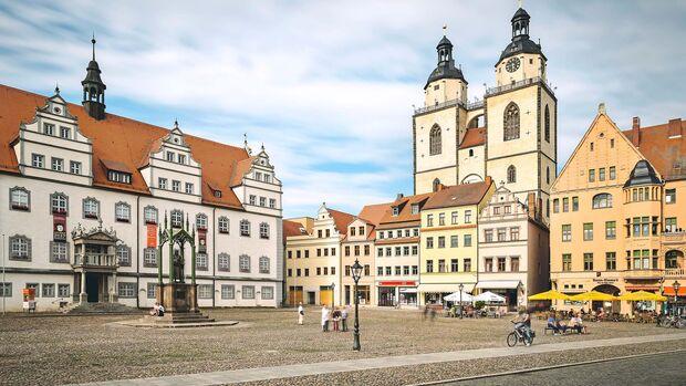 Weltkulturerbe Eisleben, Wittenberg