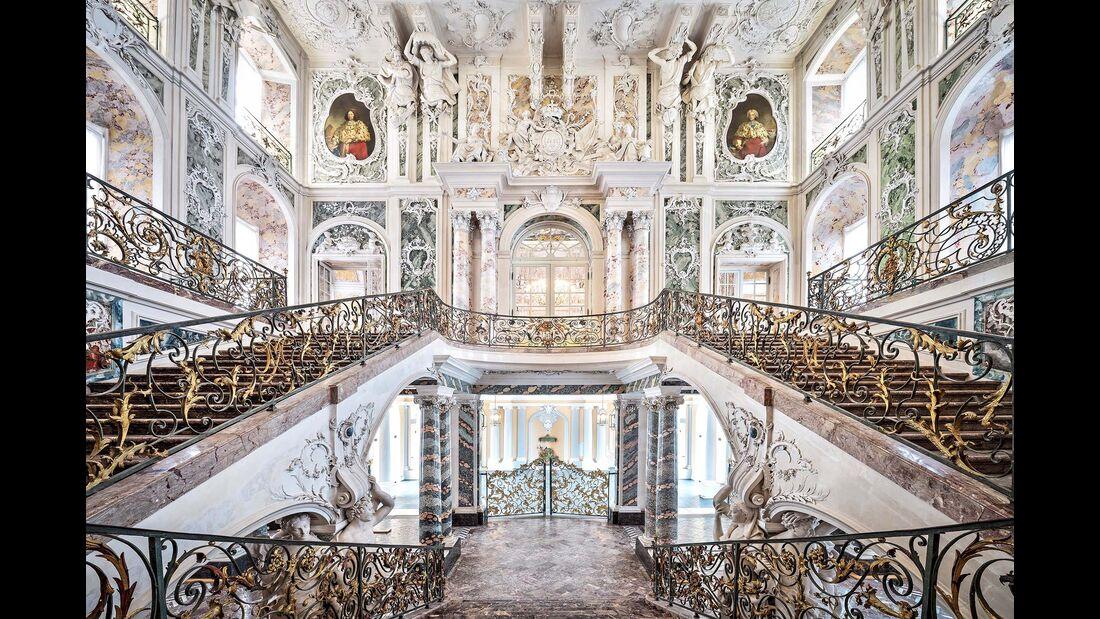 Weltkulturerbe Schloss Augustusberg