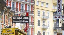 Weltliches Vergnügen: Streifzug durch die  Ausgeh- und Einkaufsmeilen in der Innenstadt.