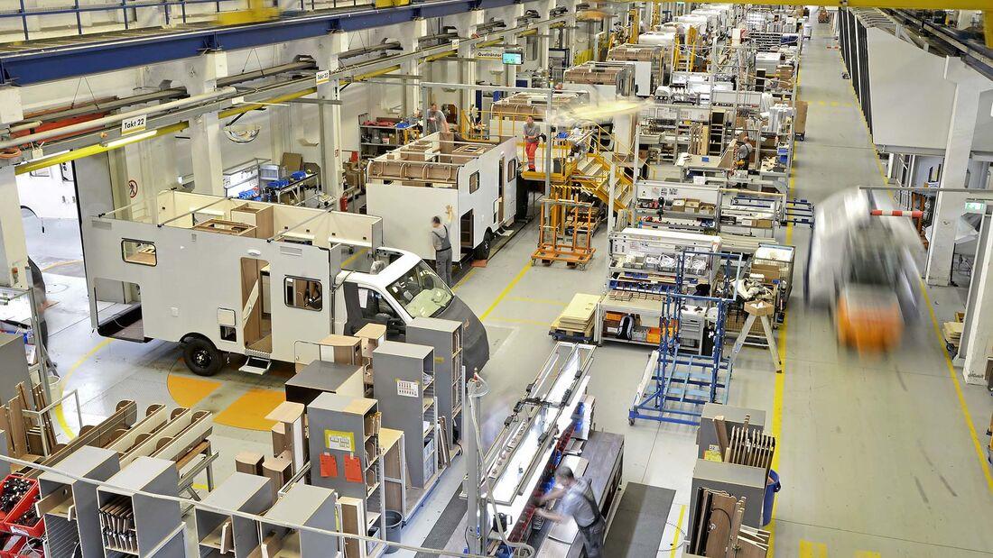 Werksbesichtigungen Hersteller