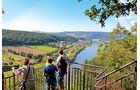 Weser-Skywalk zwischen Beverungen und Bad Karlshafen