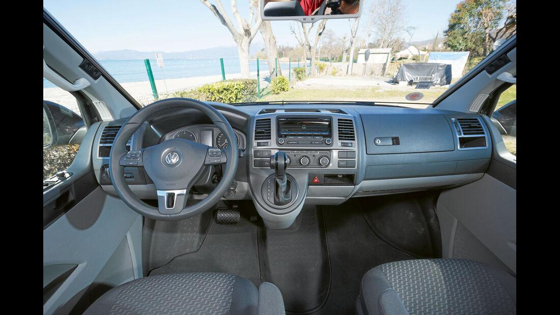 Westfalia-Cockpit