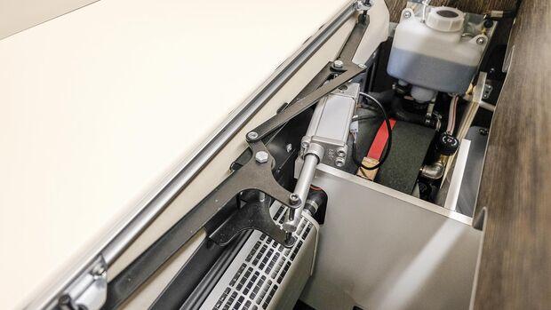 Westfalia Sven Hedin elektrischer Stellmotor