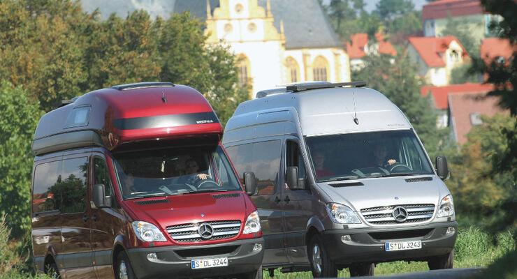 Westfalia verkauft Dachproduktion an Daimler