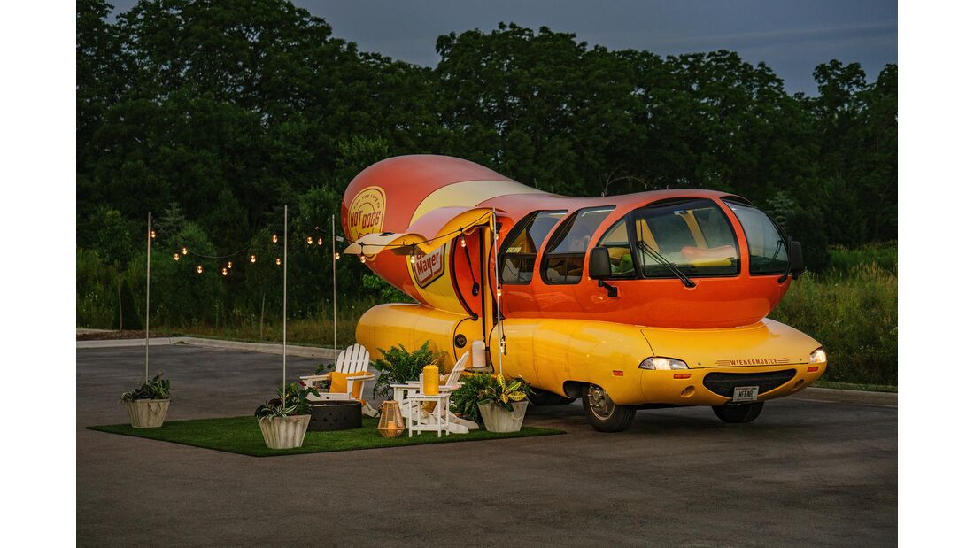 Wienermobile Wohnmobil (2020)