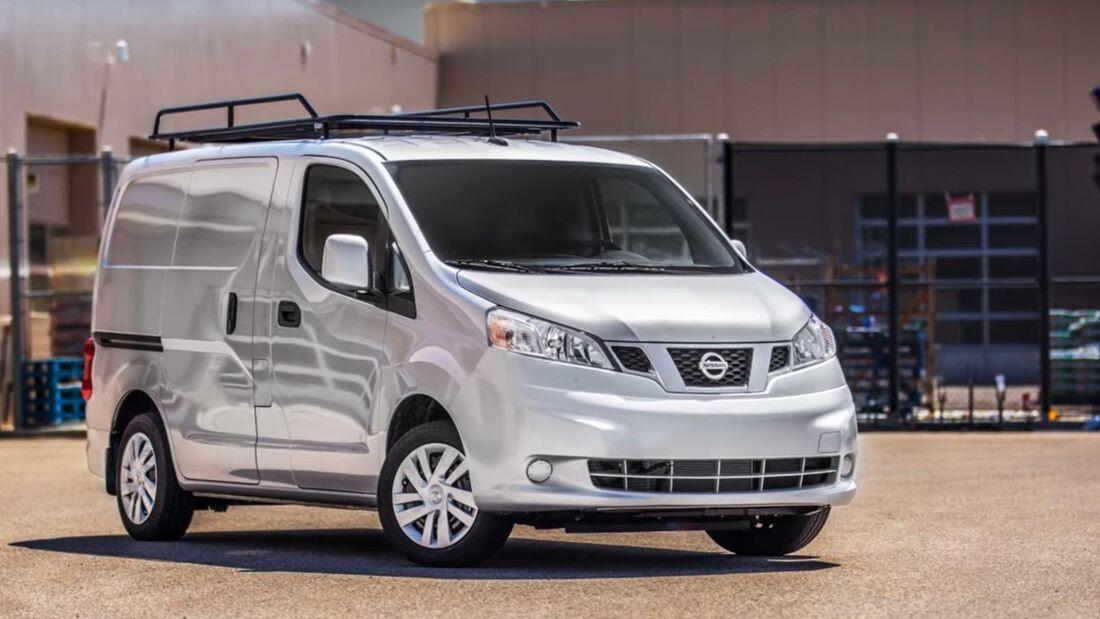 Wilderness Vans West Coast Mini Nissan NV 200