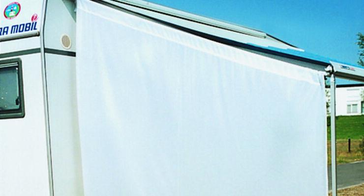 Wind- und Sonnenschutz