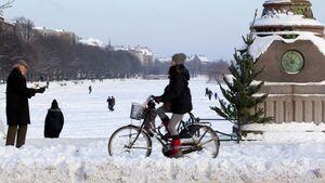 Winter in Dänemark