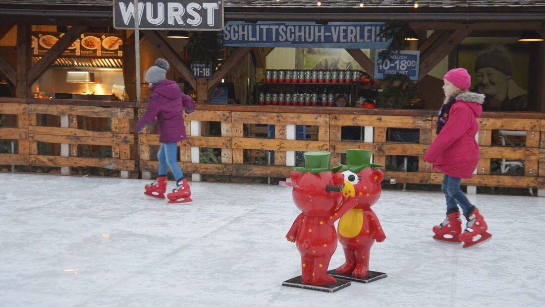Winterurlaub auf Rügen