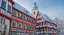 Winterzauber zwischen Mannheim und Prag