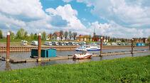 Wittenberge an der Elbe.