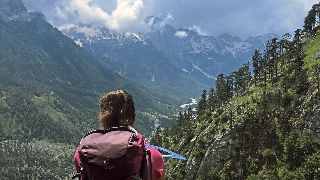 Wohmobil-Reise Albanien