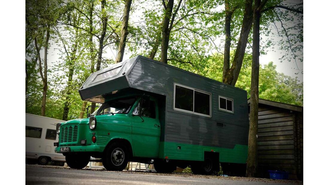 Wohnmobil Airbnb