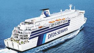 Wohnmobil Fähre DFDS Quiz