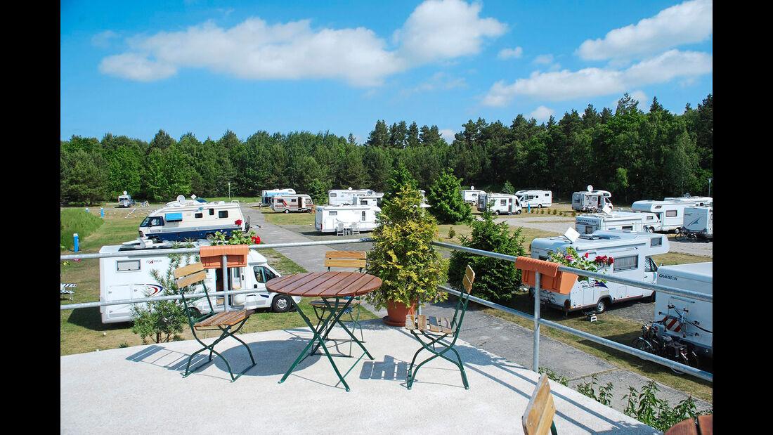 Wohnmobil-Oase Rügen