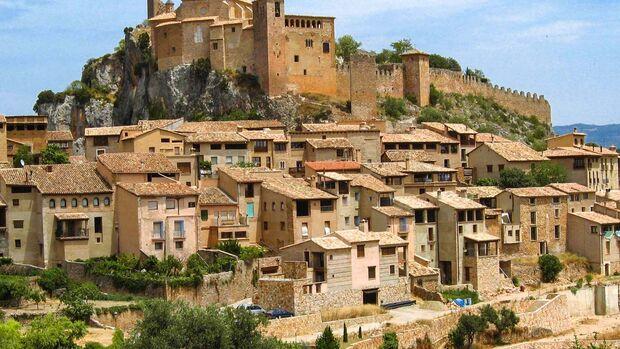 Wohnmobil-Reise Aragón