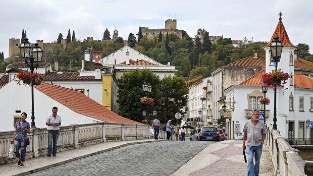 Wohnmobil-Reise Centro in Portugal